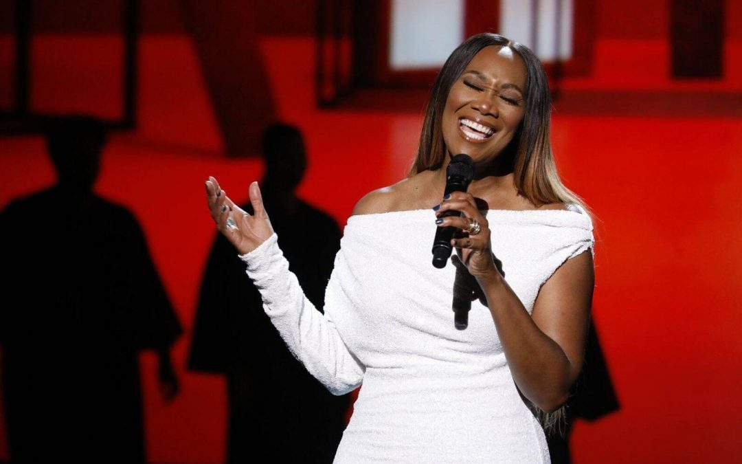 Biographie du chantre Yolanda Adams
