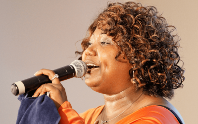 Biographie du chantre Maggie Blanchard